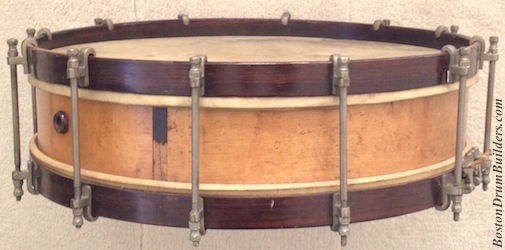 1890s John C. Haynes & Co. Snare Drum
