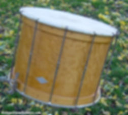 1924 Harry A. Bower Field Drum