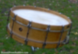 1900s F. E. Dodge Orchestra Drum