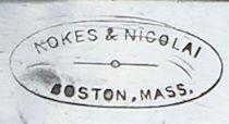 Nokes & Nicolai Stamp