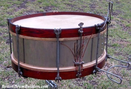 Thompson & Odell Snare Drum, ca. 1880s