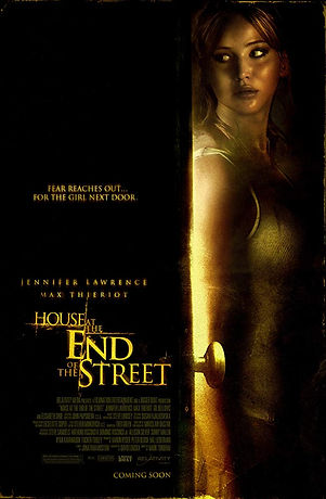 House at the End of the Street - Poster.