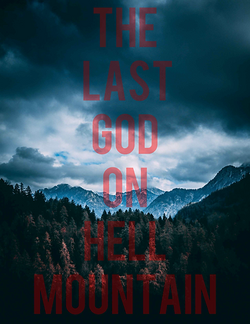 The Last God on Hell Mountain - Poster.p