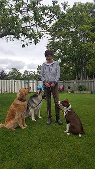 Richmond Shelley Smith Dog Training