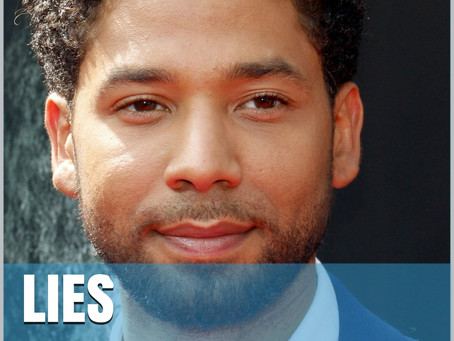 Tweets/links for LIES book on Jussie Smollet