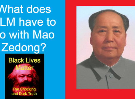 WHAT DOES BLACK LIVES MATTER HAVE TO DO WITH MAO ZEDONG?