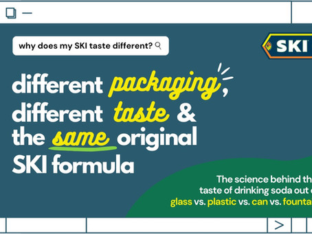 How Does Packaging Effect the Taste of a Soda?