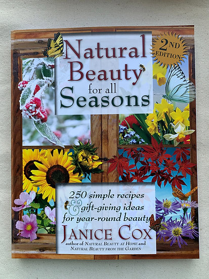 Natural Beauty for All Seasons 2nd edition
