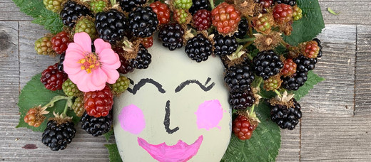 Natural Beauty with Rubus
