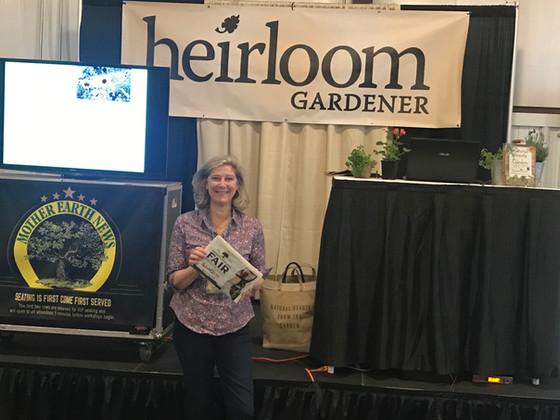 Mother Earth News Fair Asheville, NC