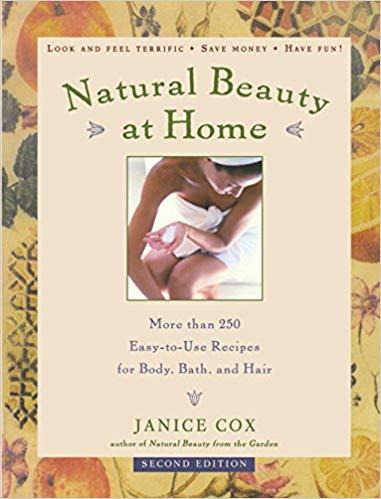 Natural Beauty at Home Book
