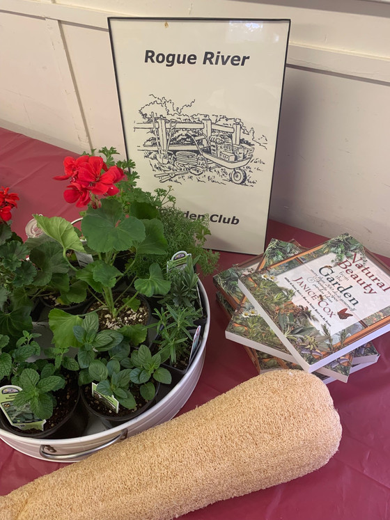 Happy Spring! Garden Clubs, Plants & Lip Balm