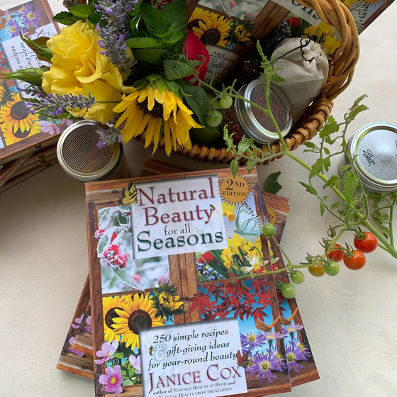 Natural Beauty for All Seasons 2nd Edition our now!