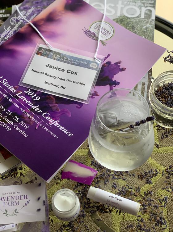 Let's Celebrate Lavender!