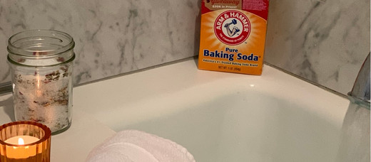 Natural Beauty with Baking Soda