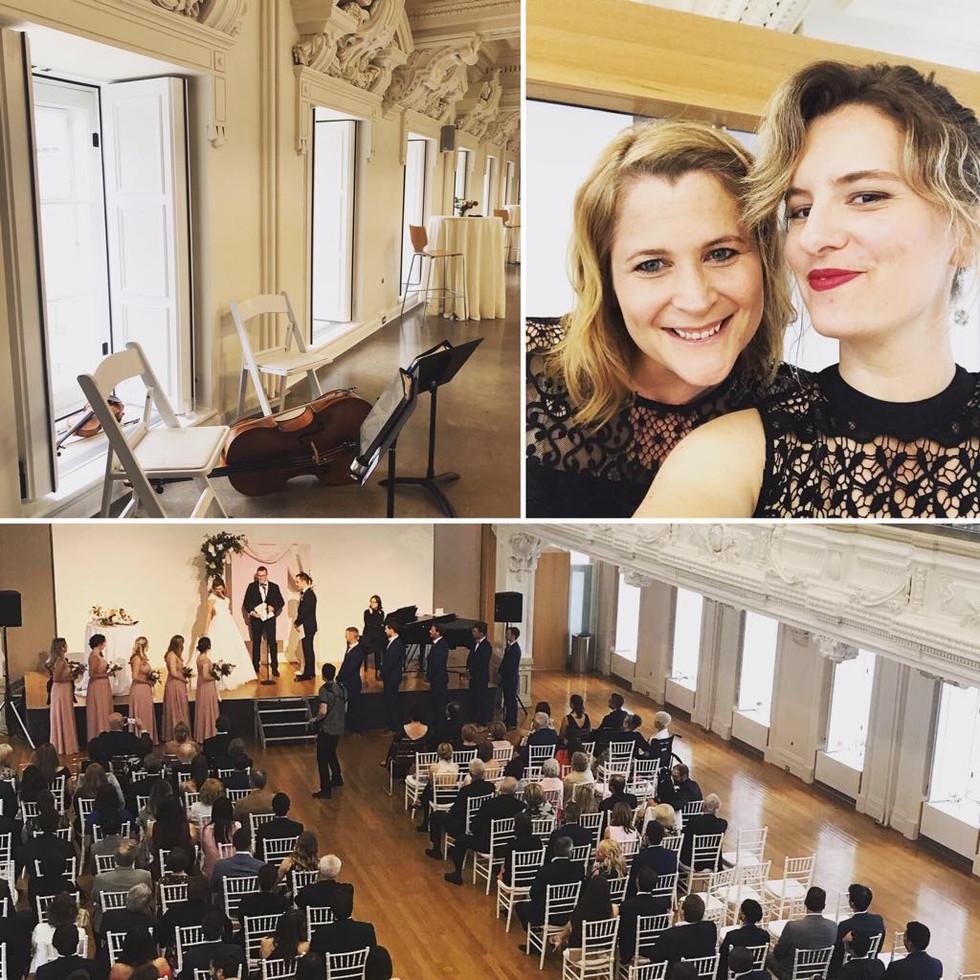 Mariage grandiose pour Stéphanie & Mathieu!