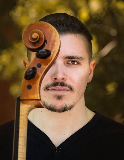 Guillaume Veillet, violoncelliste, Colle