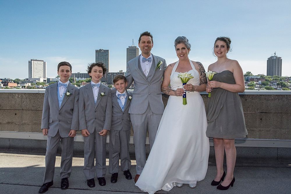 Collectif de la Cité: musiciens pour mariage au Québec