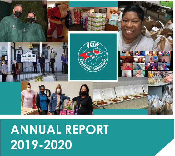 HDSW Annual Report 2019-2020