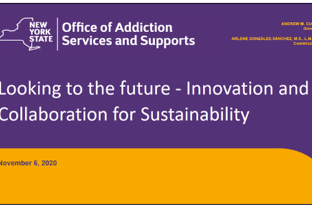 3-Presentation - Looking to the Future - Innovation and Collaboration for Sustainability