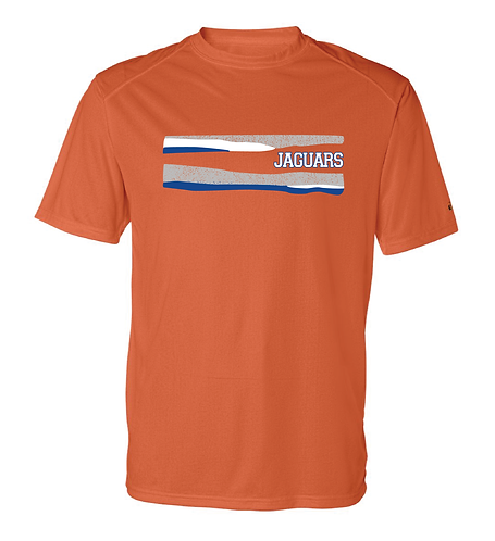 Jaguars Dry-Fit Shirt Orange