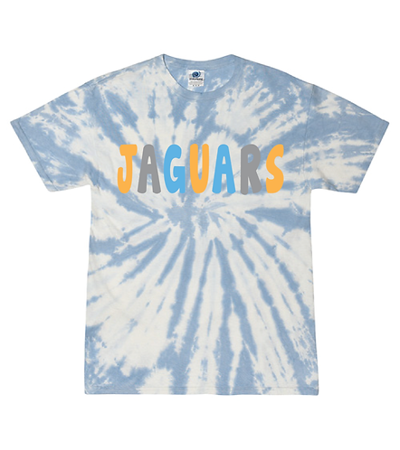 "Jaguars T-Shirt ""Twist Dye"""