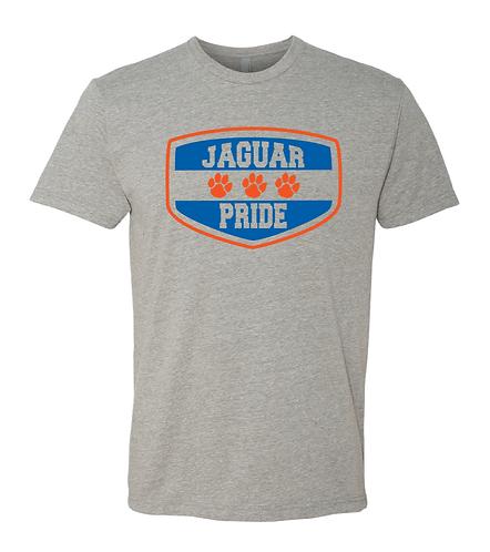 "Next Level ""Jaguar Pride"" in Dark Heather Grey"