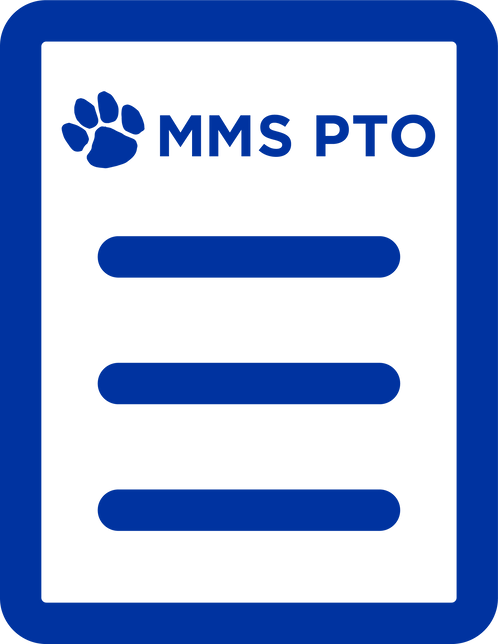 Madison Middle School PTO Membership- Blue Level