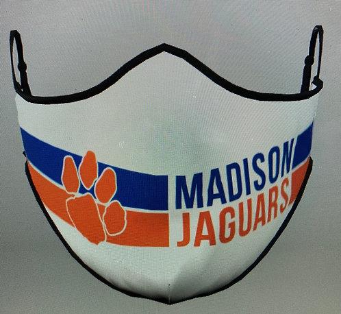 """Jaguar Mask """"Banded"""""""