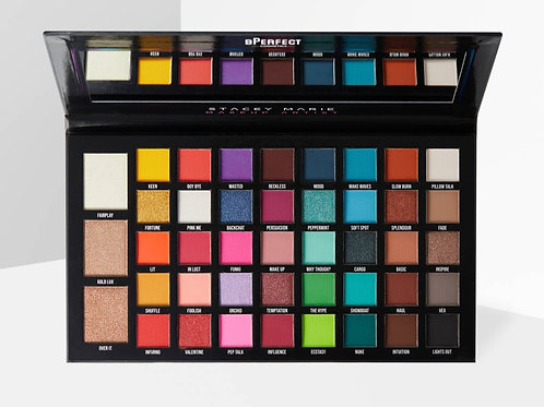 BPERFECT X STACEY MARIE CARNIVAL XL PRO PALETTE