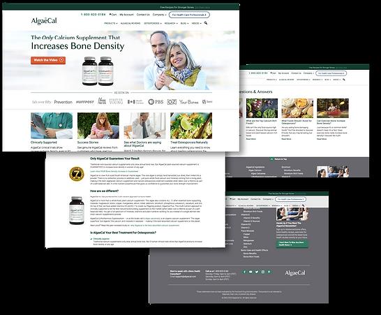 AlgaeCal Old Website.png