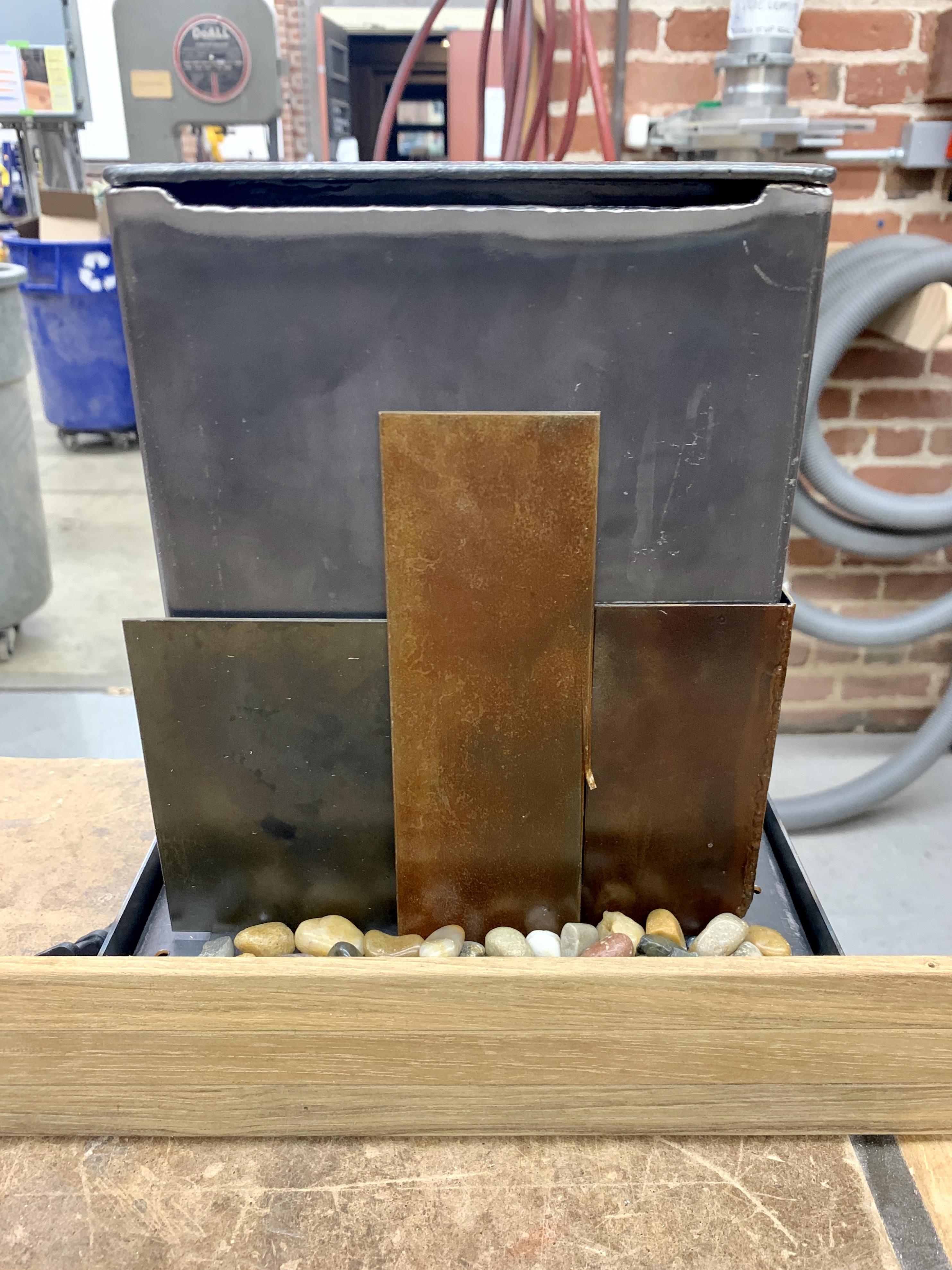 14.1 - picking patina