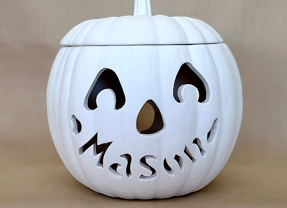 CUSTOM ORDER: Small Personalized Pumpkin