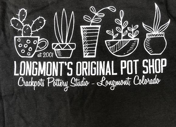 T-Shirt - Longmont's Original Pot Shop