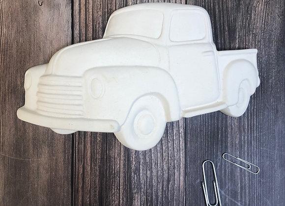Truck Plaque