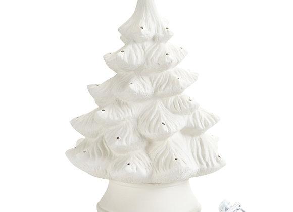 Vintage Christmas Tree, Xtra Large (12W x 17H)