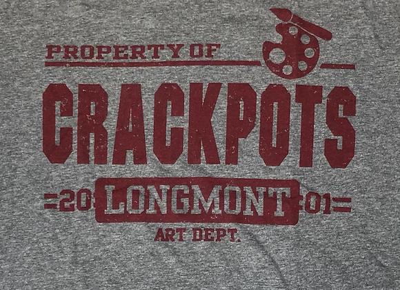 T-Shirt - Crackpots Art Dept.