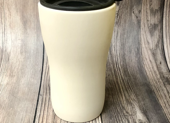 Travel Tumbler w/Lid (Lid provided after firing)