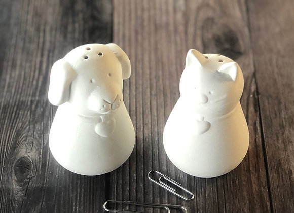 Whiskers Salt and Pepper