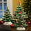 Thumbnail: Vintage Christmas Tree, Xtra Large (12W x 17H)