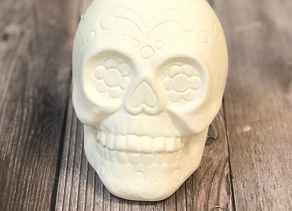 Skull Figure