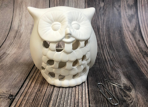 Owl Votive, Small