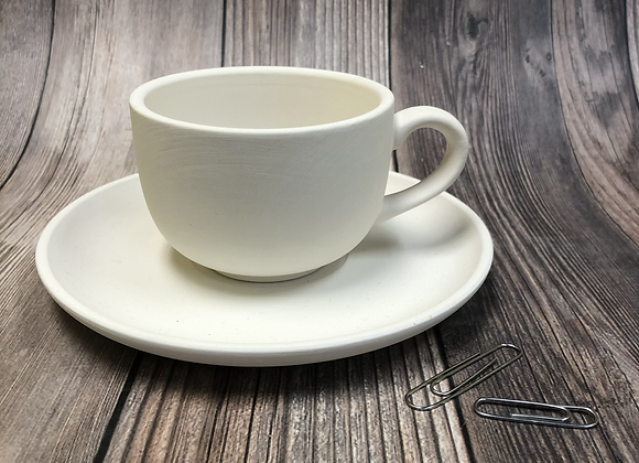 Tea Cup & Saucer