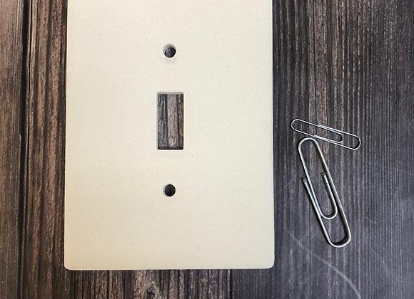 Single Switchplate