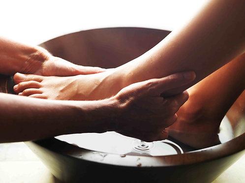 Herbal Detox Footbath (15min)