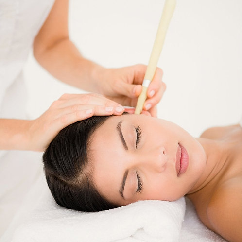 Music to my Ears - Ear Candling (30min)