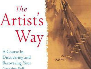 The Basic Principles of the Artist's Way