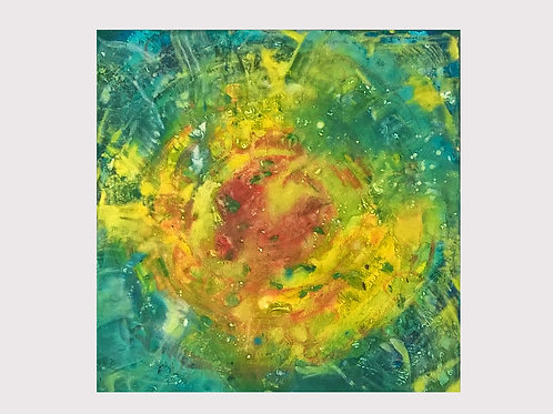 Inner Sun (Prints & Original painting available)