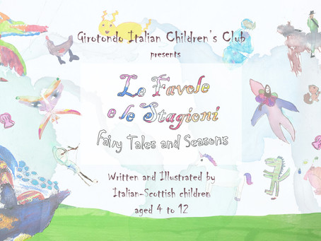 Le Favole & Le Stagioni - Fairly Tales & Seasons Booklet