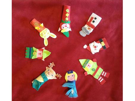 Fingers Puppets for Children